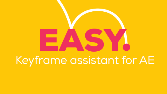 keyframe assistant for easing