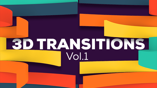 3d transitions vol.1