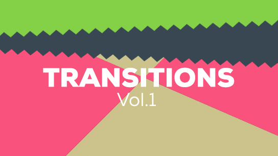 Vector transitions, cut-in and cut-out